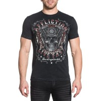 Футболка Affliction AC Native Horsepower afl0180