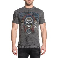Футболка Affliction AC Wild Jackal afl0181