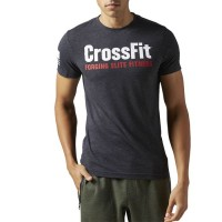 Спортивная футболка Reebok CrossFit Forging Elite Fitness rbk0108